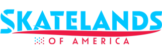 Skatelands of America Logo